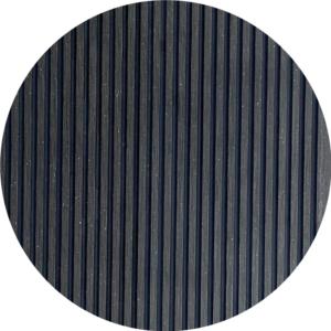 Tabla Deck Hos Dark Grey Hueco Redondo Semi Solid HX140y23